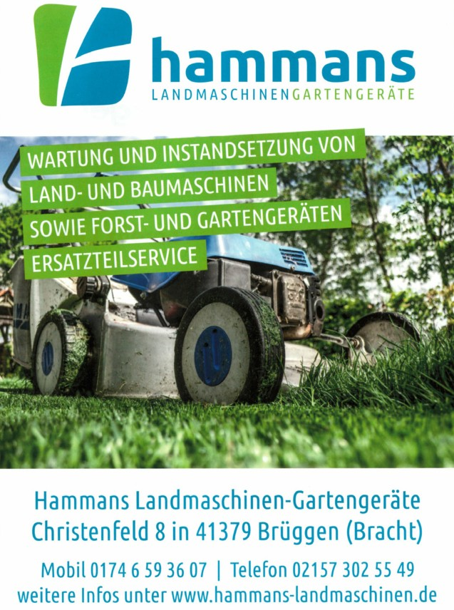 HammansLandmaschinenGartengerate